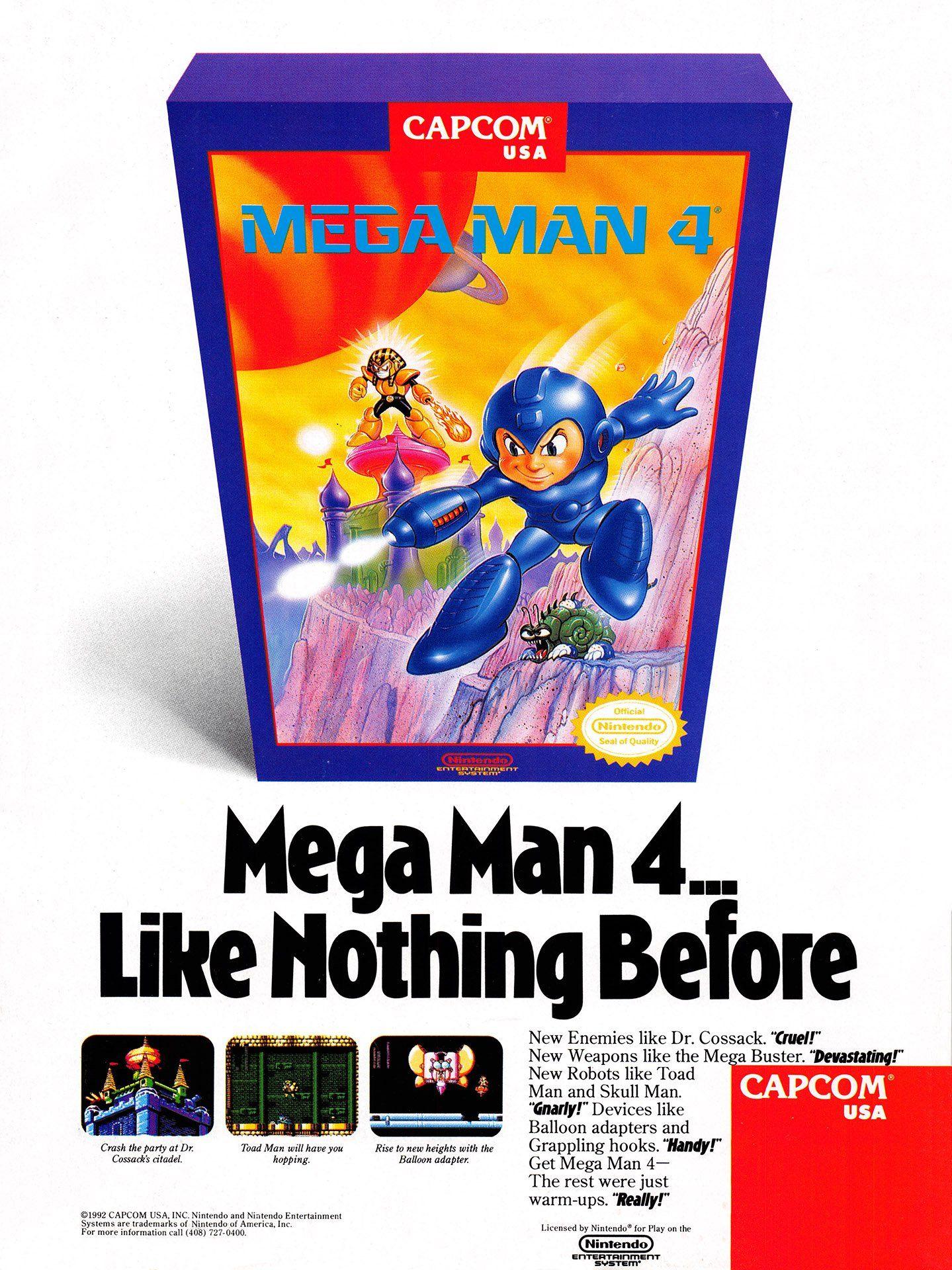 Retromags on Twitter Mega man, Video game magazines