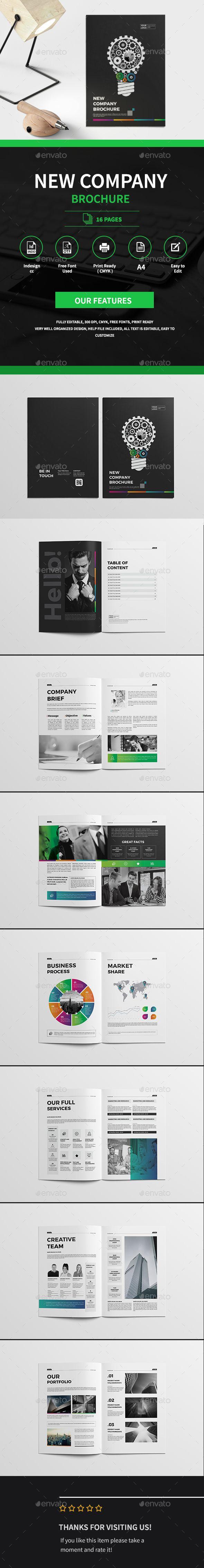 Business Innovation Brochure | Innovación, Folletos y Diseño