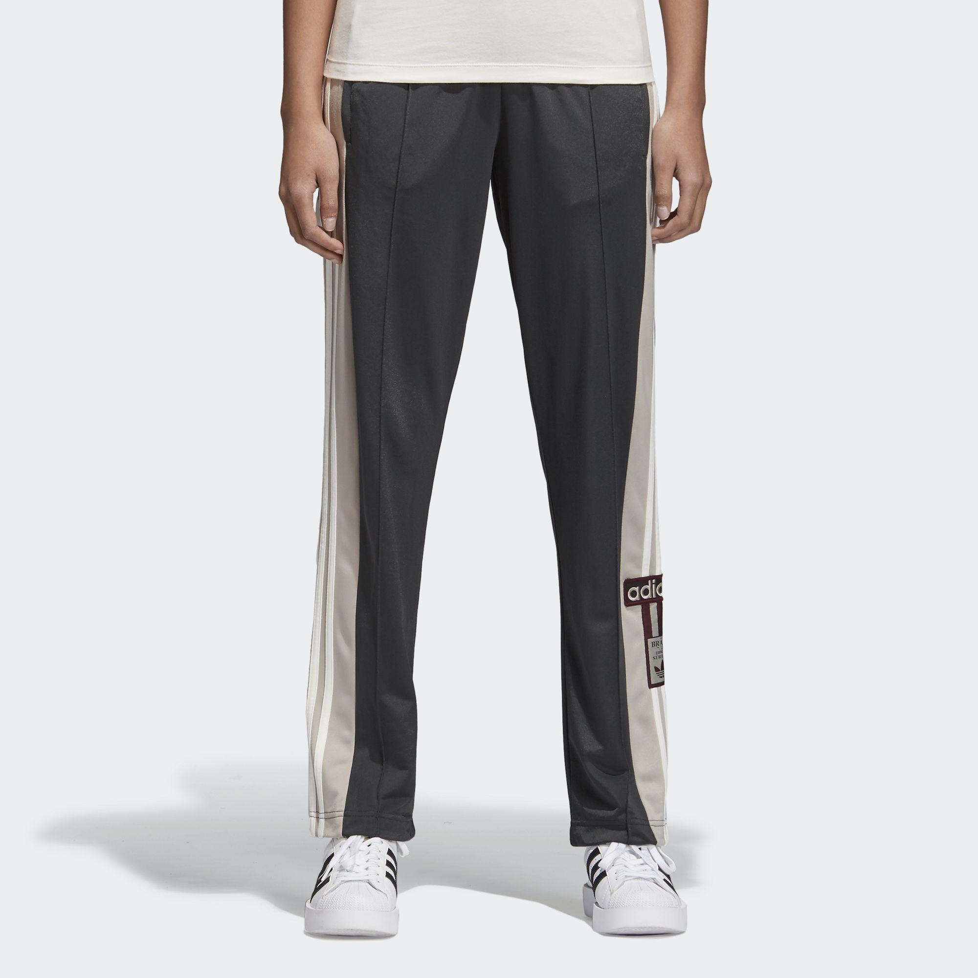 adidas originals Adibreak Track Pants Dame Black Carbon