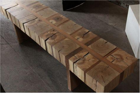 Andre Joyau - Endgrain Bench   furniture   Pinterest   Möbel ...