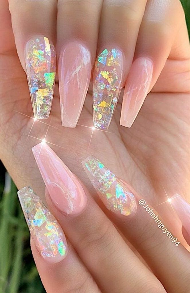 31 Awesome Acrylic Nail Designs Ideas For This Summer 2020 In 2020 Coffin Nails Designs Summer Coffin Nails Designs Acrylic Nail Designs