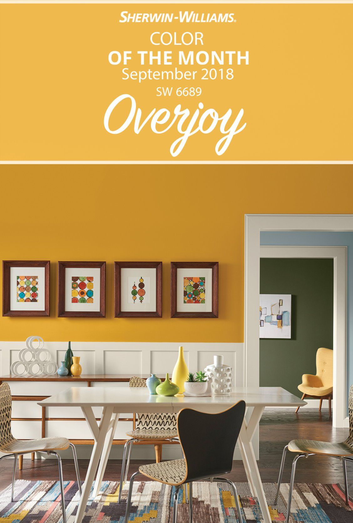 Pin On A Year In Paint Color #sherwin #williams #paint #colors #living #room