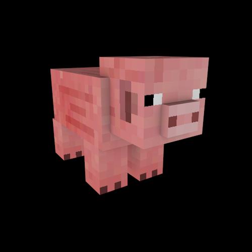 Minecraft Pig Google Search Feltro Festa