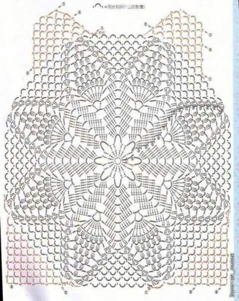4eaad88f2dae Crochet Háčkované Svetre