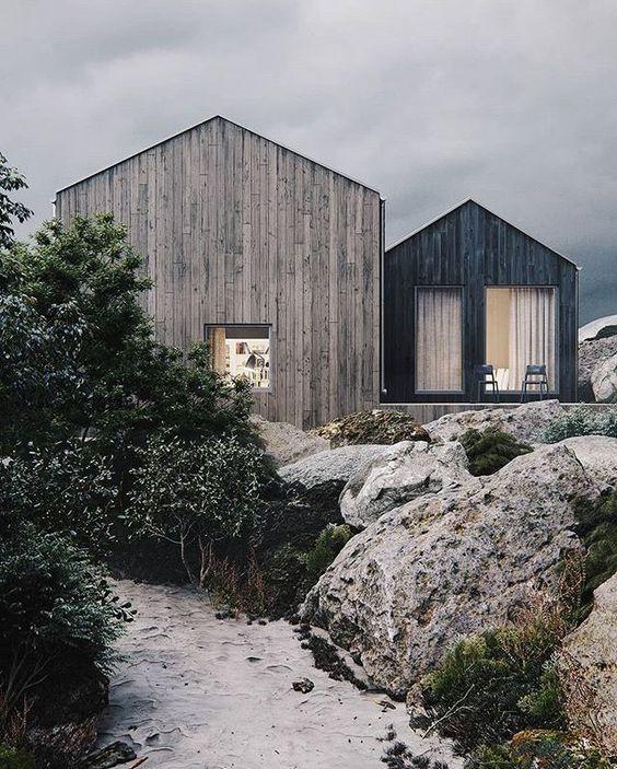 Nordic Farmhouse #arquitectonico