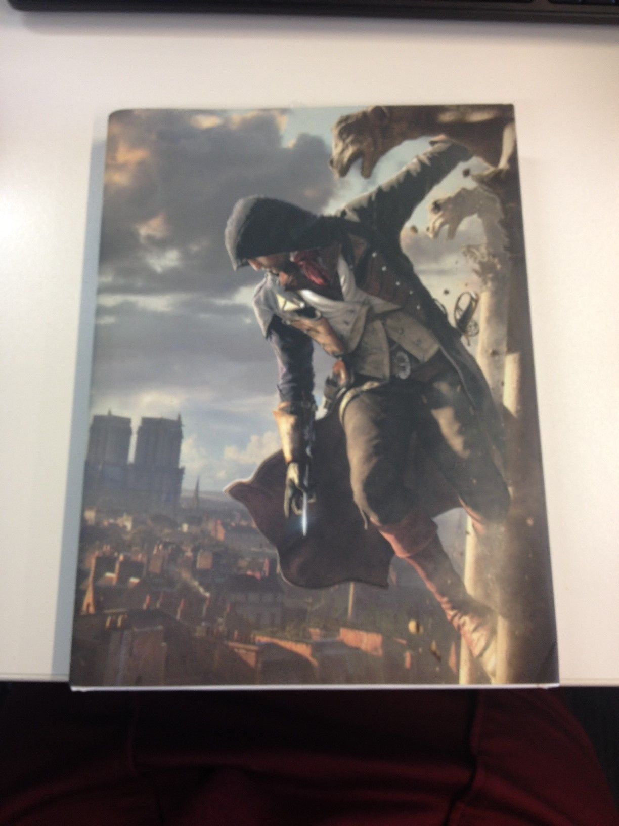 Soft Touch Lamination Game guide, Assassins creed unity