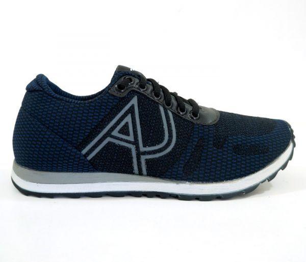 b5a12d27ee4 Tênis Armani Jeans Azul Marinho