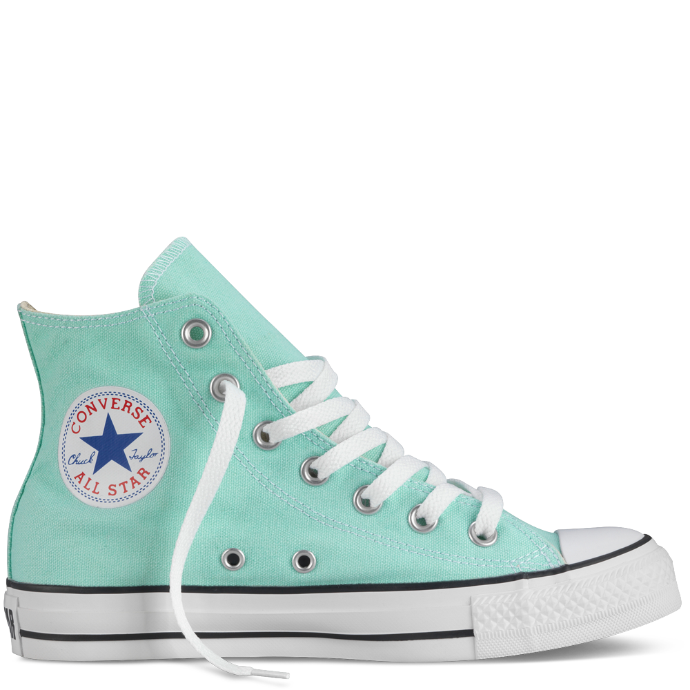 Chuck Taylor Fresh Colors - Beach Glass - All Star ...