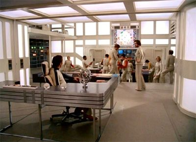 Space 1999 Main Mission On Moonbase Alpha Space 1999
