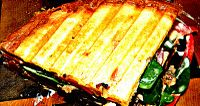 steak panini with chipotle mayo
