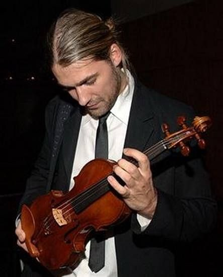 David Garrett - Russia (fan page) 2013