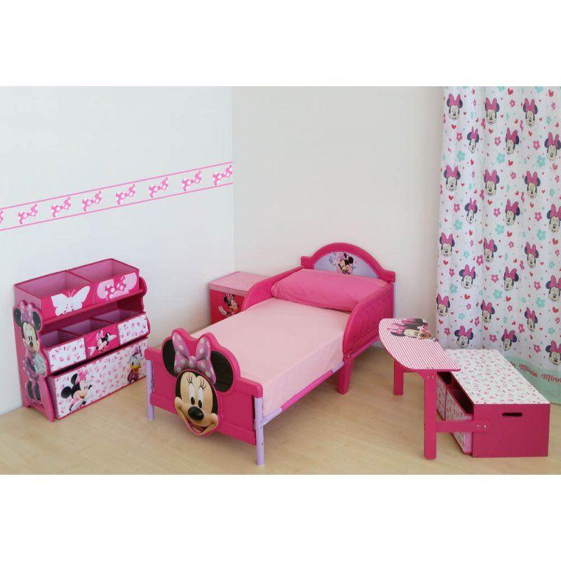 Dormitorio infantil Minnie Mouse ECO perfecto para el cambio de la ...
