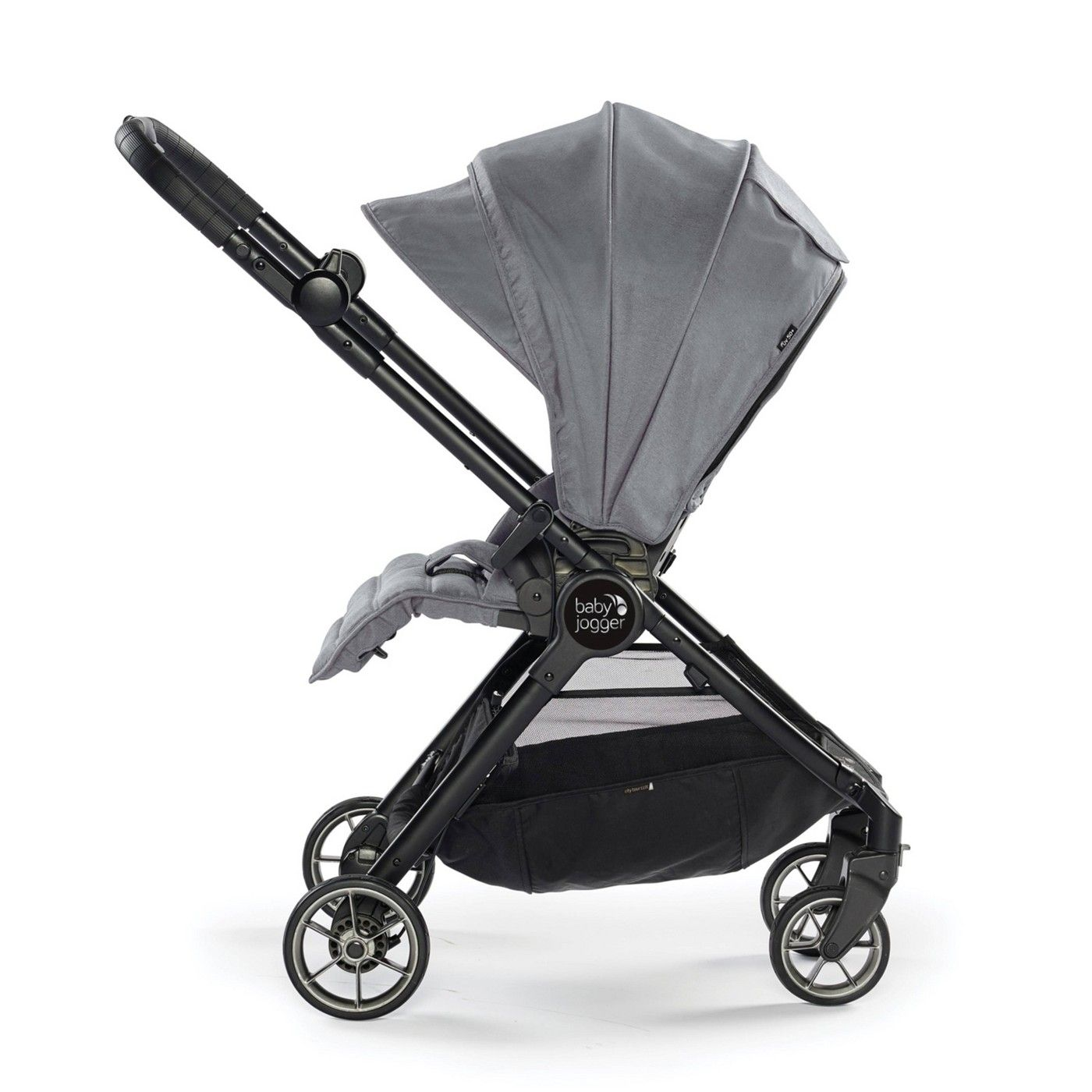 Baby Jogger City Tour Lux Stroller Slate Affiliate