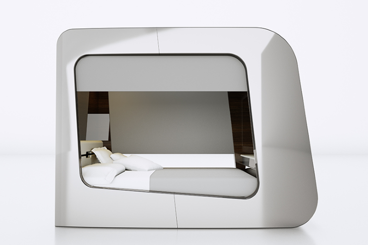 HiCan The World's Smart Bed Tech Smart bed, Smart
