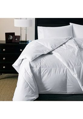 Downlite Home White 600 Fill Power White Goose Down Comforter