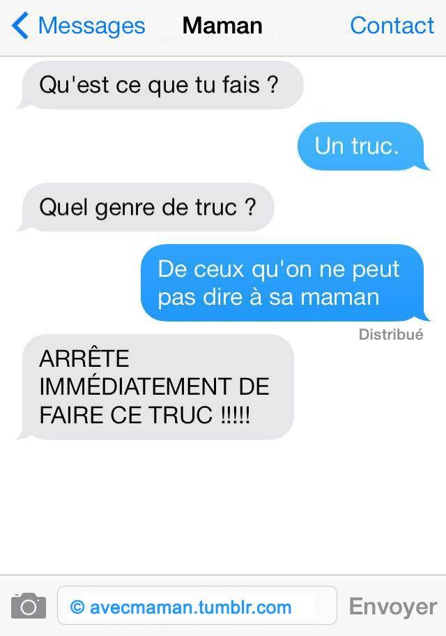 Extrêmement Maman, je t'aime : 23 conversations par SMS qui prouvent que les  YR44