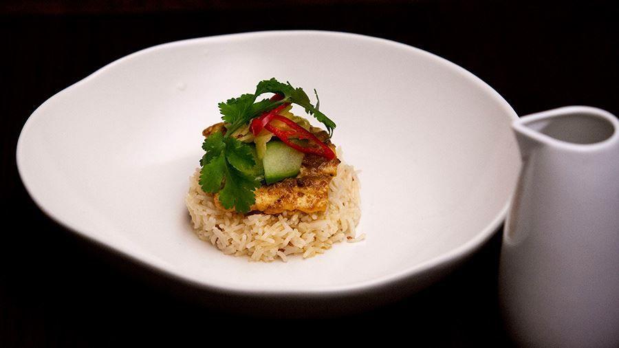 Fish Curry With Cumin Rice Recipe In 2019 Sashi Masterchef