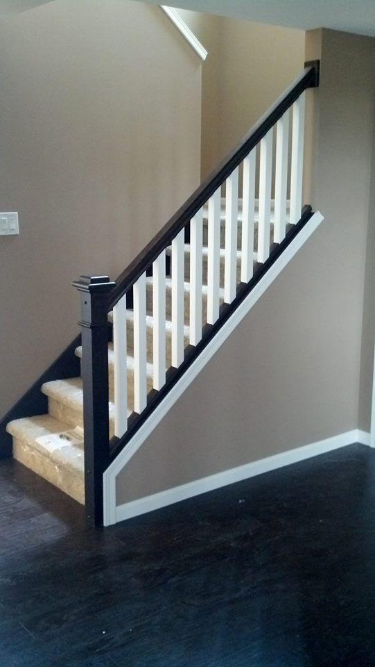 Knee Wall Google Search Staircase Wall Wall Railing
