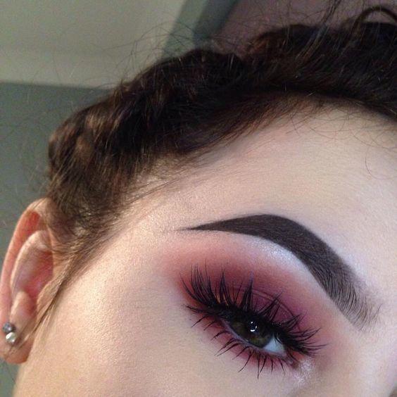 Makeup-Idee 2018/2019: ριntєrєѕt: @ αlrєadуtαkєnxσ #makeupprom