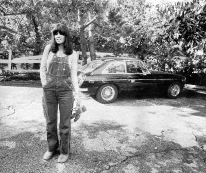 Foto do carro de Linda Ronstadt