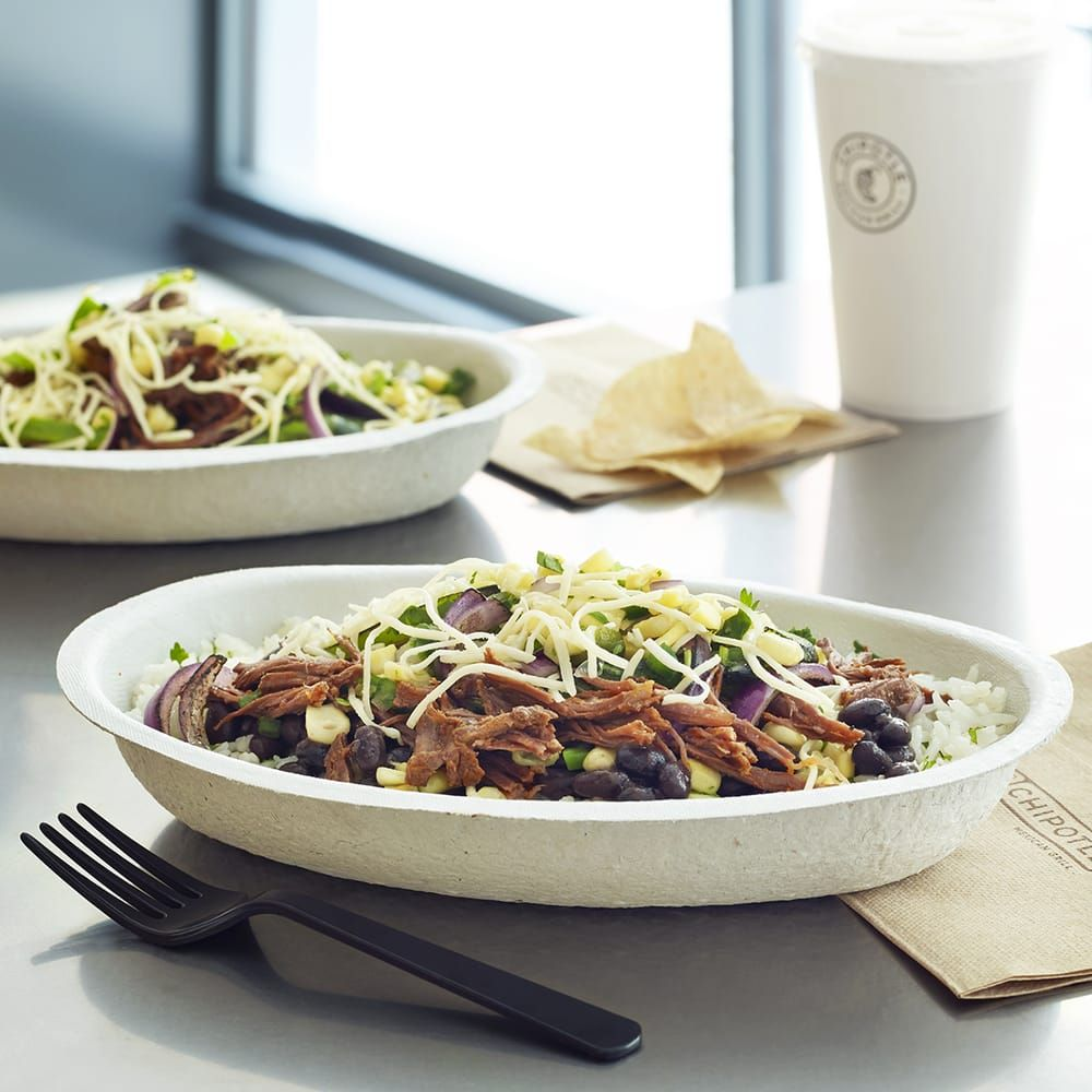 Chipotle mexican grill fast healthy meals healthy fast