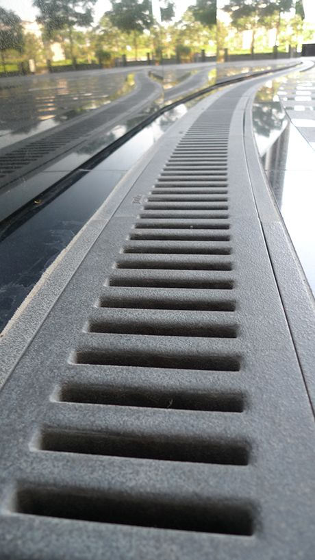 Driveway Drainage Solutions Water