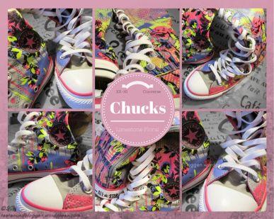 Converse Chucks XXHi Limestone Floral