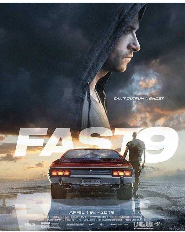 Fast 9 Fast And Furious
