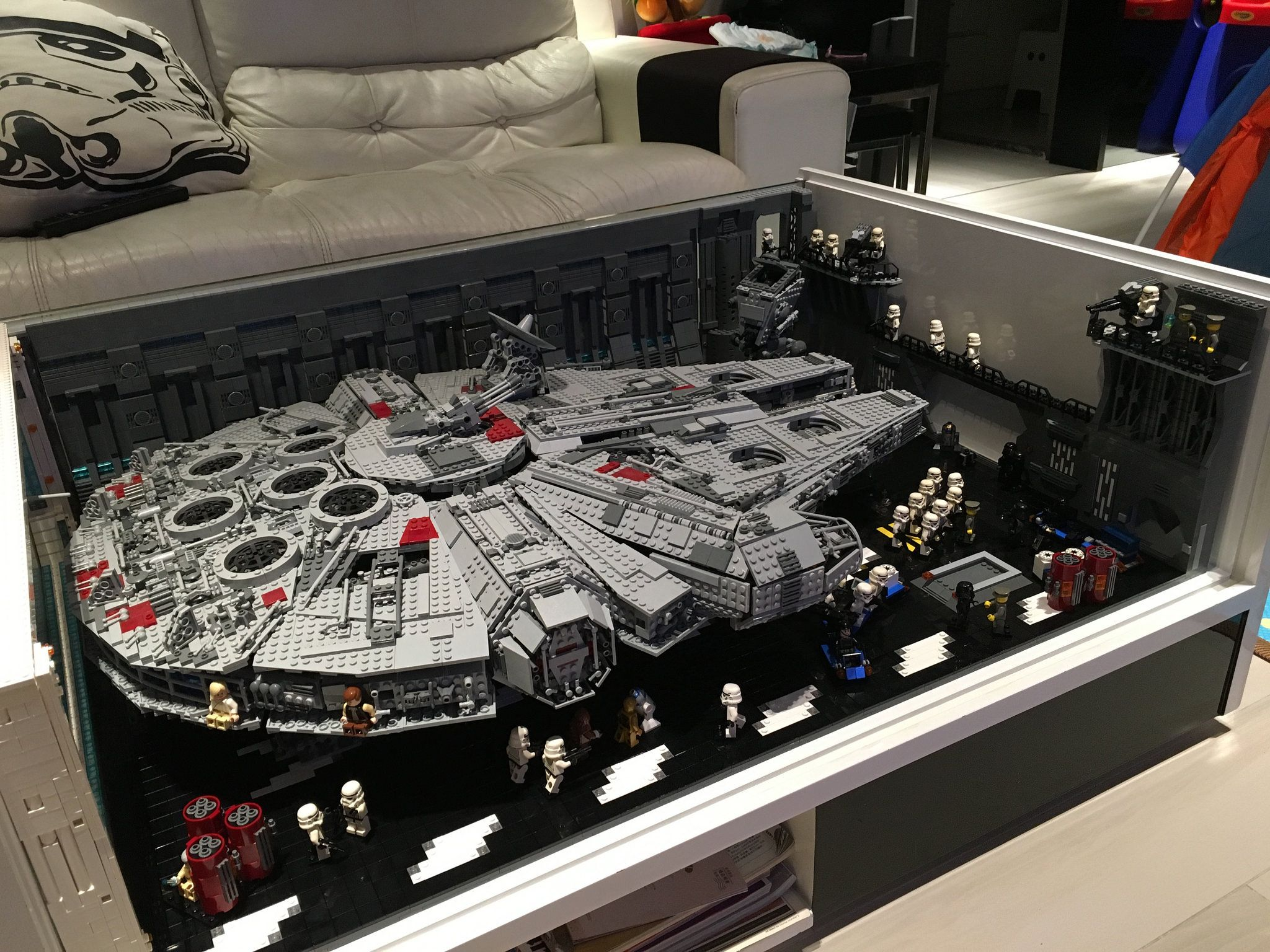 Untitled By Lysanderchau Star Wars Bedroom Star Wars Decor Star Wars Room [ 1536 x 2048 Pixel ]