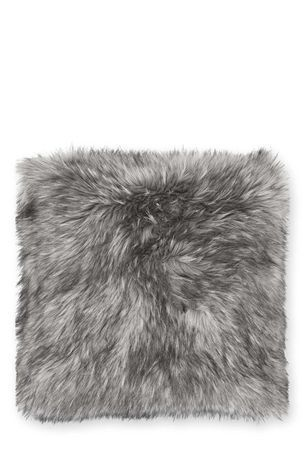 Tipped Faux Fur Throw From The Next Uk Online