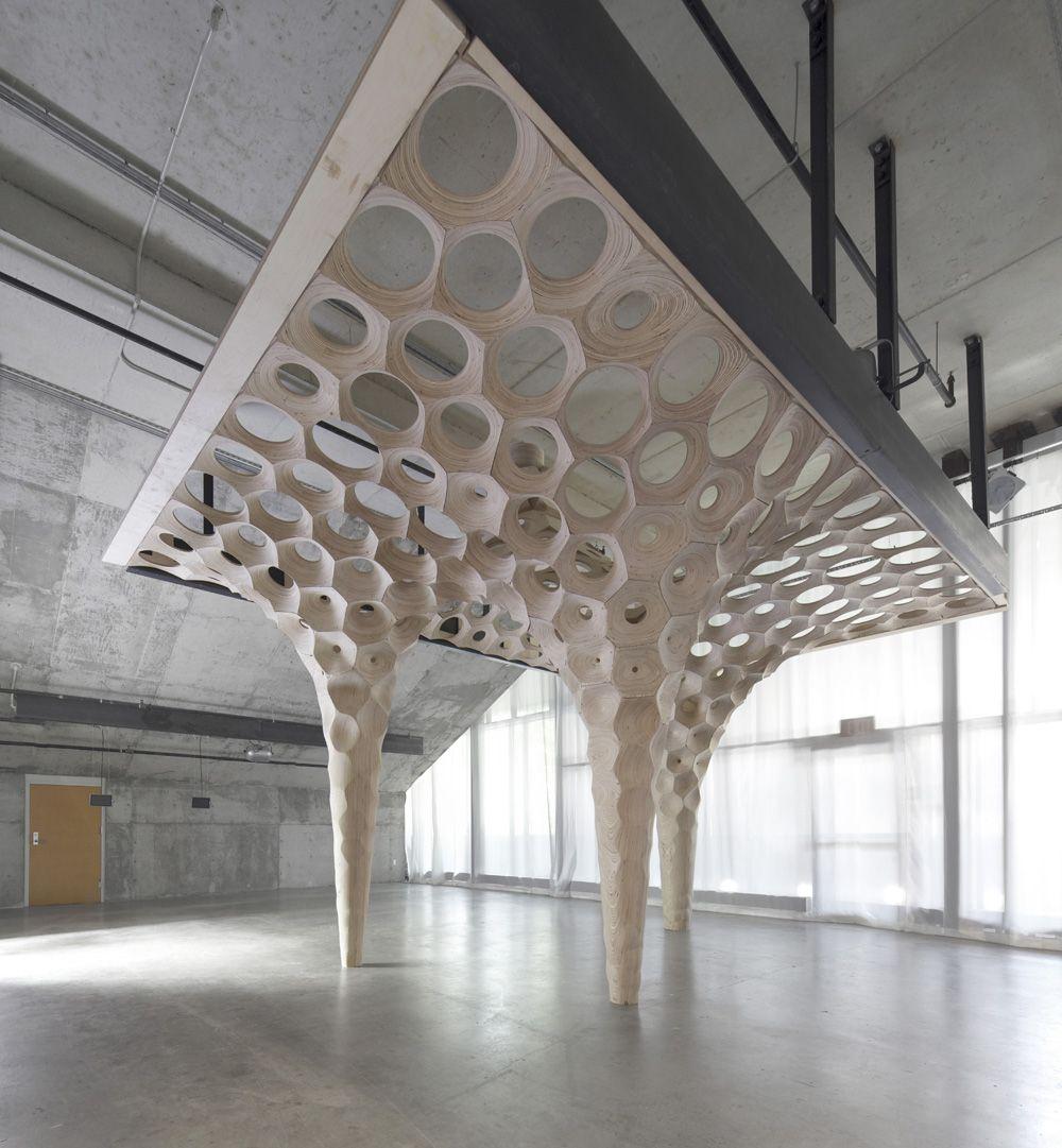 Coup de c ur la vo te de lefevre organique et for Architecture organique