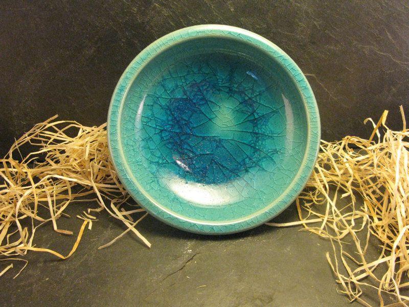 Schale von Bergdorf Keramik  auf DaWanda.com