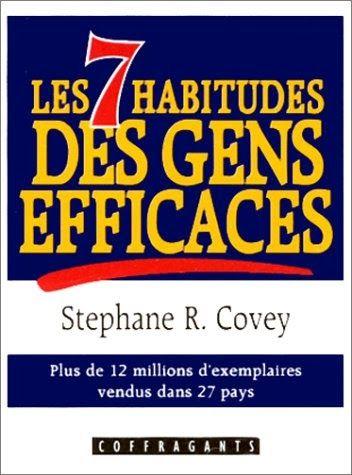 les 7 habitudes de stephen covey gratuit pdf