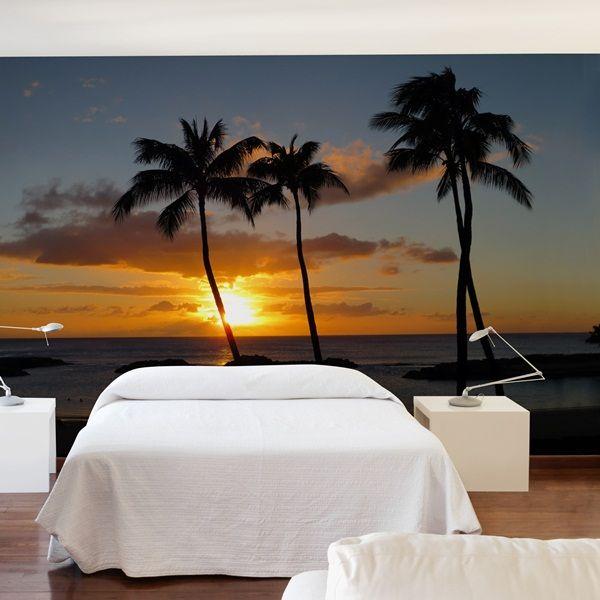 Fotomurales playas decora tus paredes con esta for Fotomurales pared