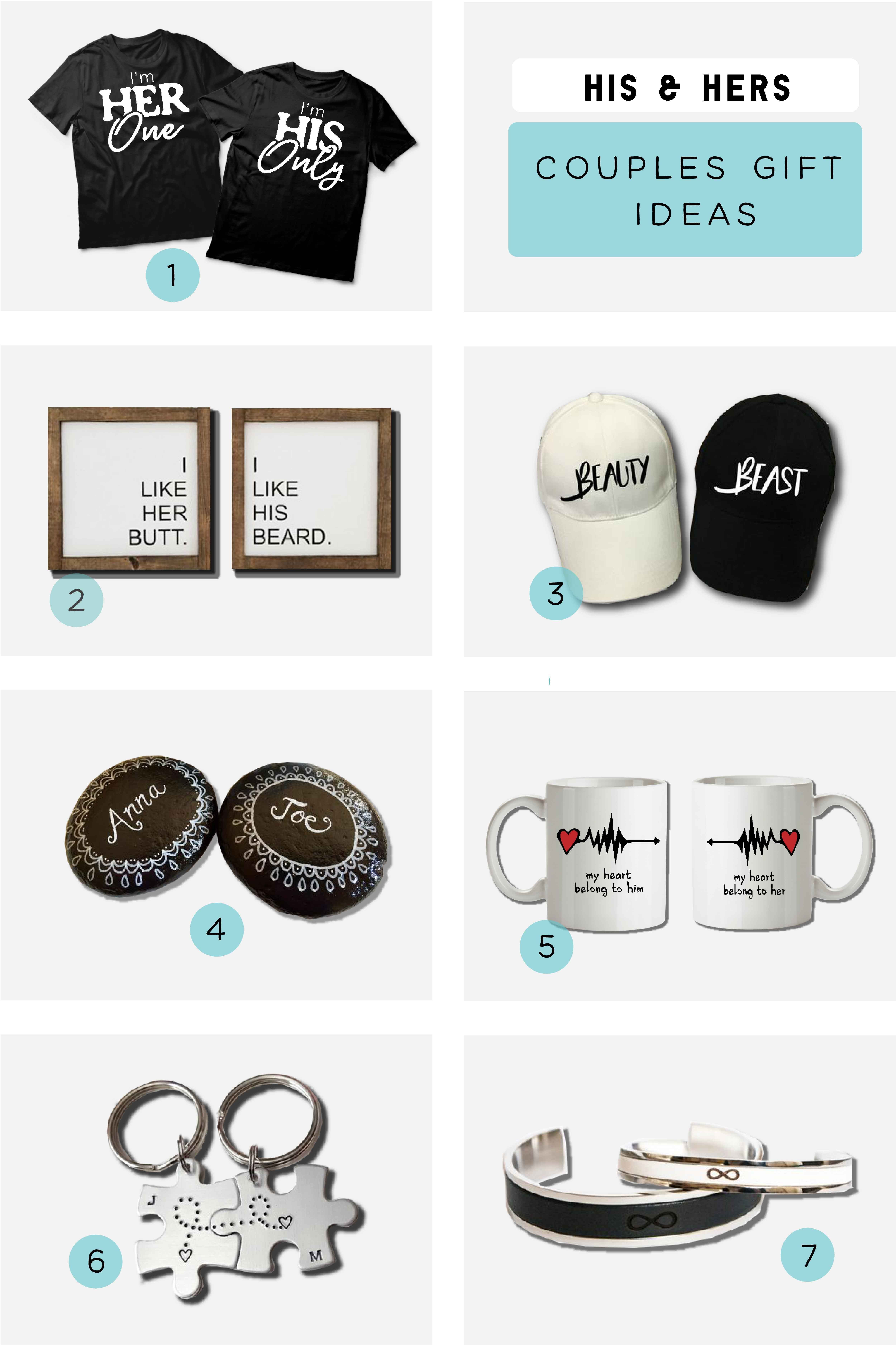 Couples matching gifts couple gifts wedding gifts for