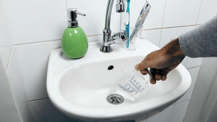 Wenn Mal Wieder Der Abfluss In Der Badewanne Oder Im Waschbecken