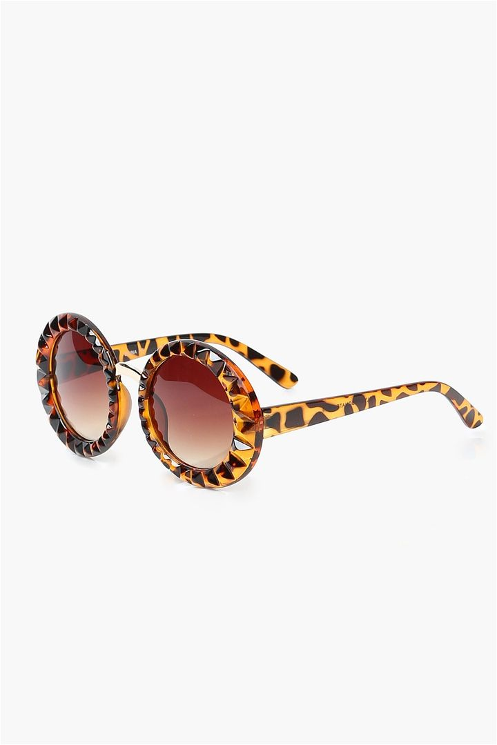 Twiggy Sunglasses in Tortoise