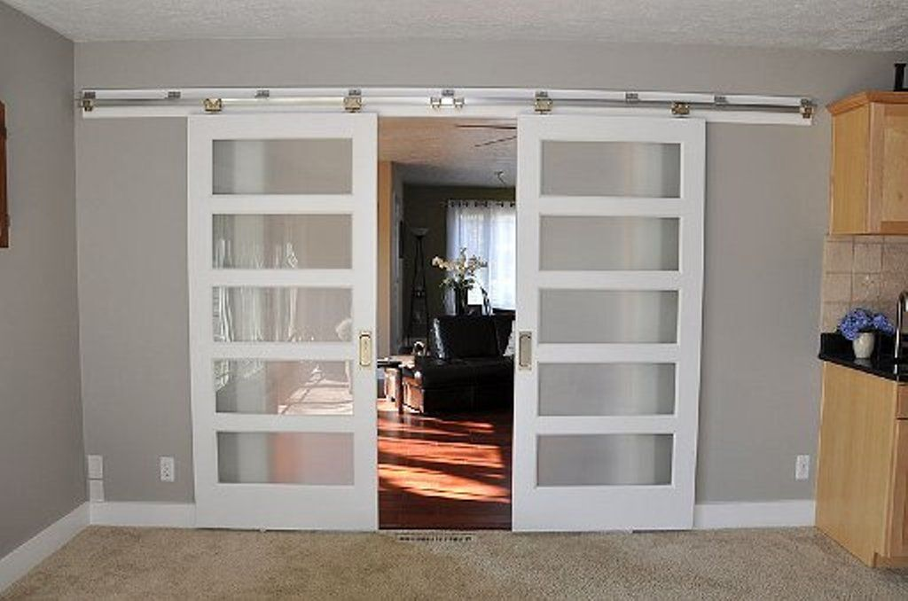 Sliding Barn Door Kit Home Depot — Door Design Ideas ... - photo#17
