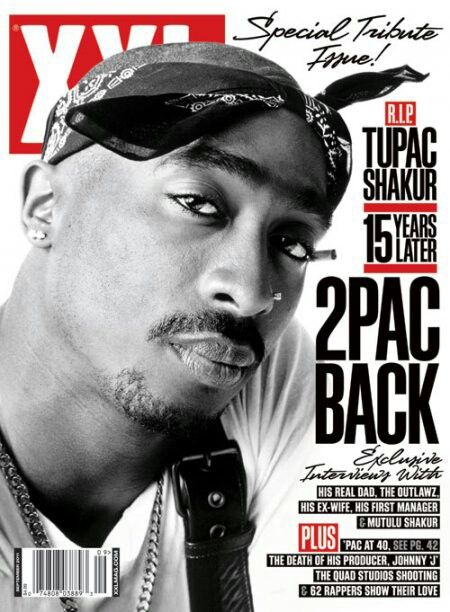 I h@d this issue of XXL. Shiiit I had all the public@tions wid 'Pac