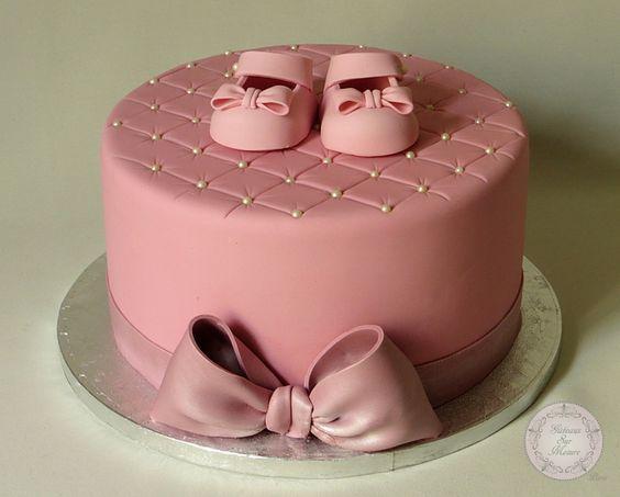 gâteau de baptême (from gateaux sur mesure paris - cake design