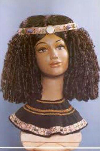 Peinado egipcio