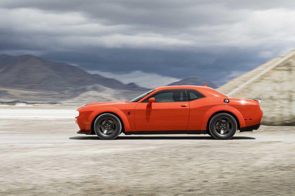 Dodge Announces 2020 Challenger Srt Super Stock Pricing Hagerty Media In 2020 Dodge Challenger Srt Challenger Srt Dodge Challenger
