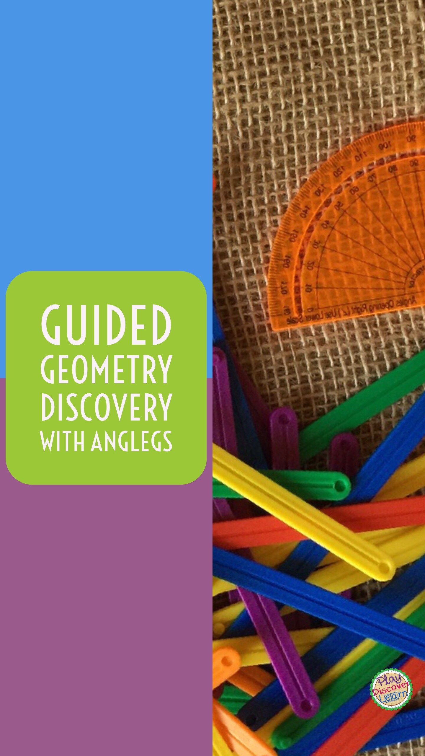 Guided Geometry Anglegs