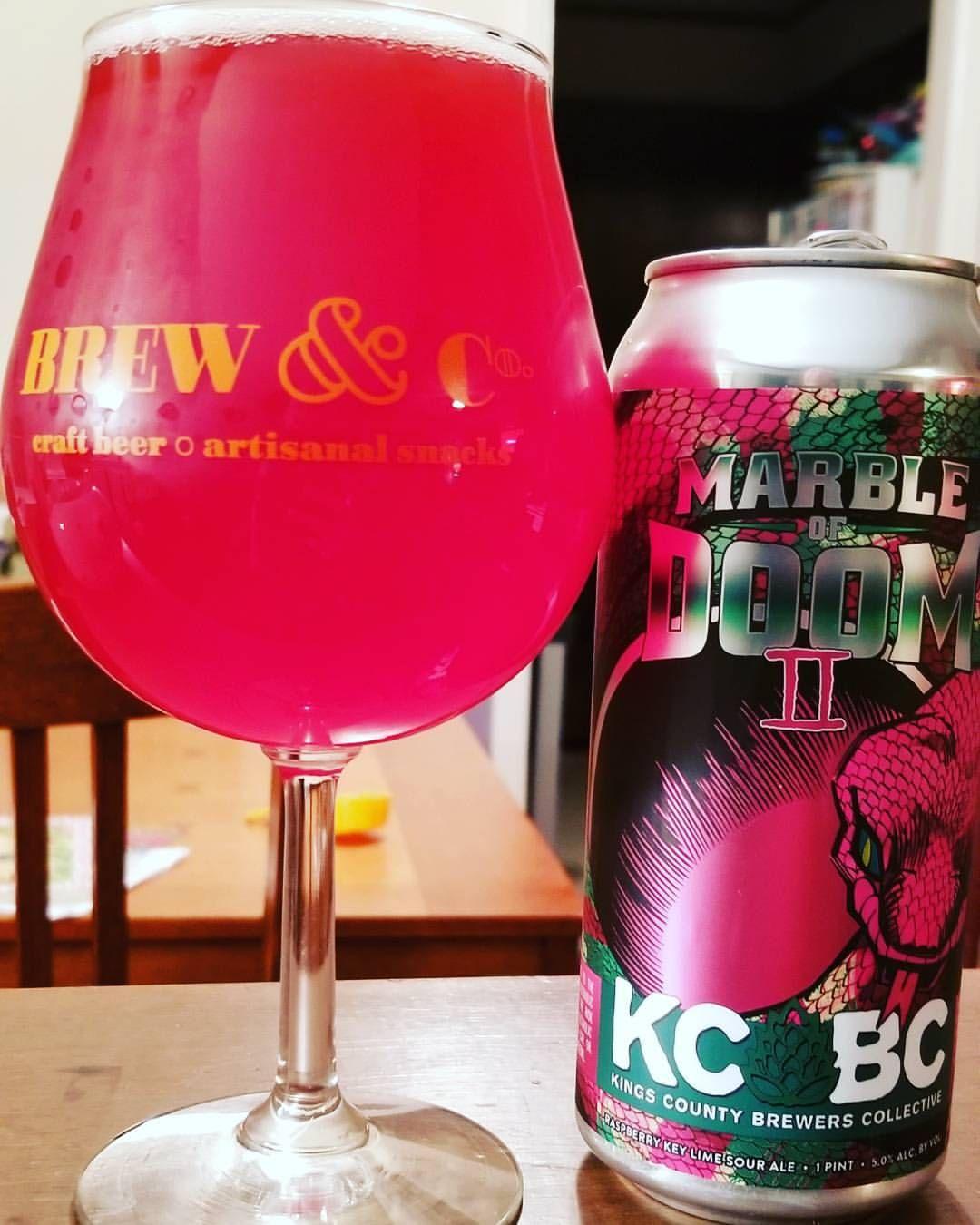 Kcbc Marble Of Doom Ii Craft Beer Best Beer Brewing Co