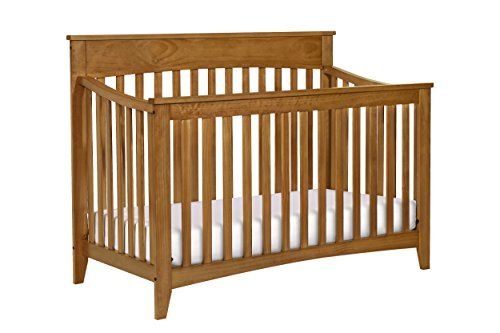DaVinci Grove 4-in-1 Convertible Crib, Chestnut | DaVinci ...