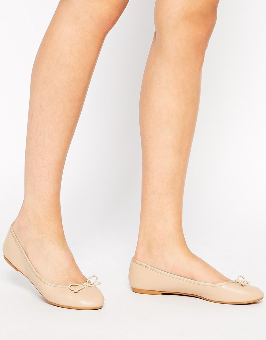 Buy Women Shoes / Asos Lily Pad Ballet Flats