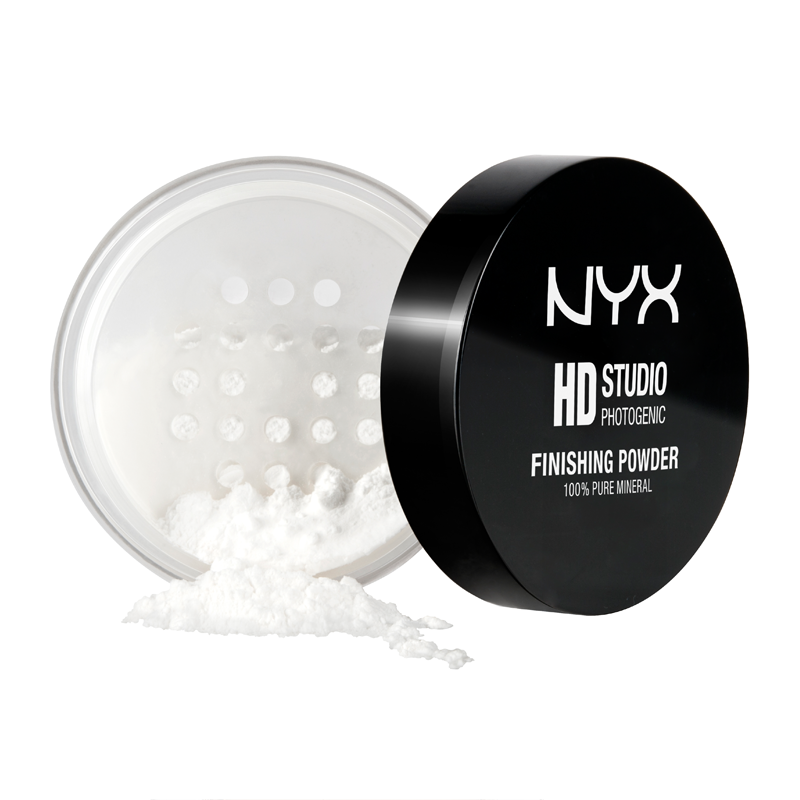 A miracle in a jar! NYX Studio Finishing Powder