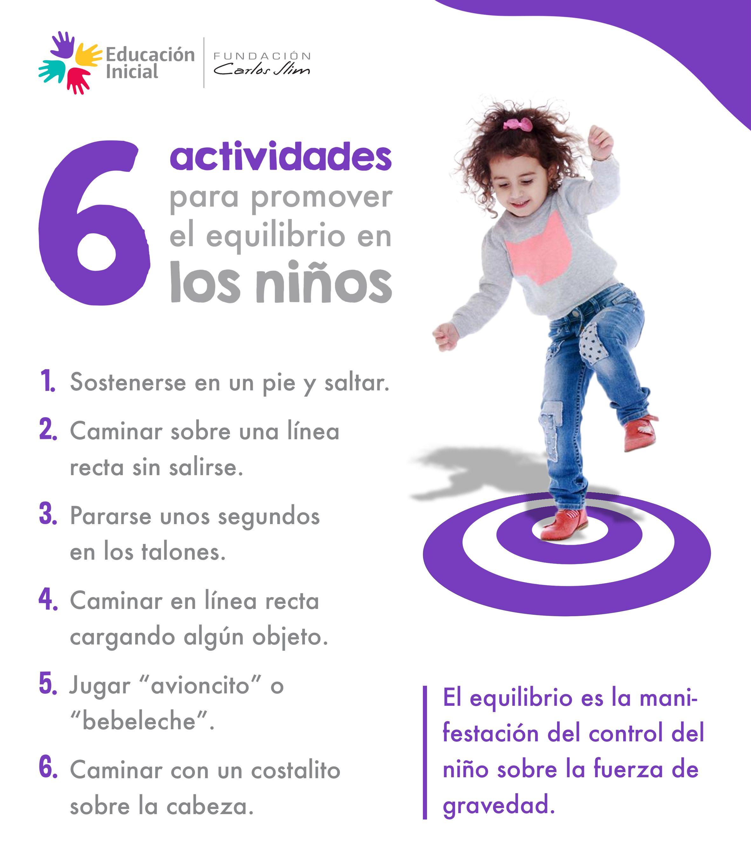 Problemas De Equilibrio En Niños Lo Que Debes Saber Educacion Inicial Juegos Organizados Para Niños Educación Física Preescolar Educacion Emocional Infantil