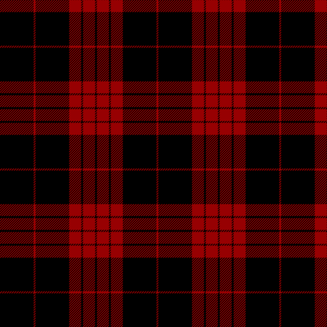 Colorful Fabrics Digitally Printed By Spoonflower Cameron Black And Red Tartan Variant 3 Red Aesthetic Grunge Red And Black Wallpaper Red Aesthetic