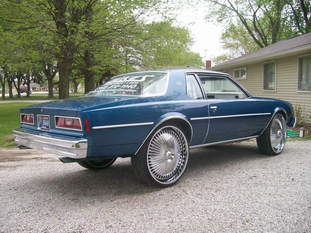 Chevy impala on 28s 1977 caprice on 28 s submited images pic2fly